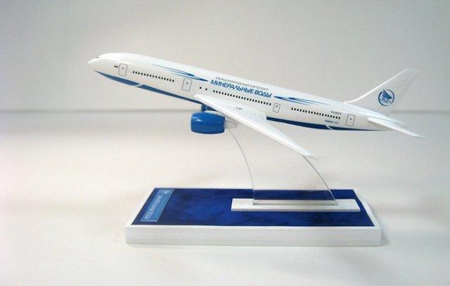 Изготовление макета самолета